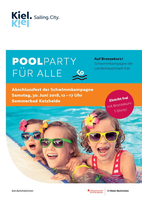 Plakat Poolparty title=